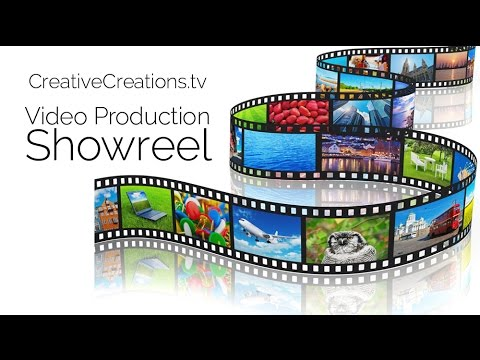 CreativeCreations.tv Video Production Showreel