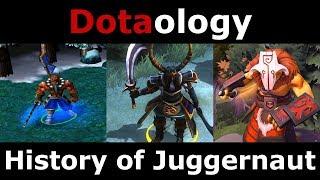 Dotaology: History of Juggernaut