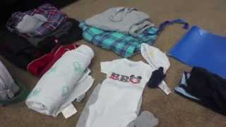 whats in my hospital bag baby#2 2014 Thumbnail