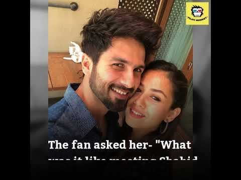 Mira Rajput recounts the first time she met Shahid Kapoor which was at age 16! Mp3