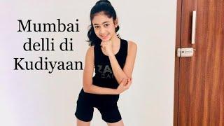 Mumbai Dilli Di Kudiyaan dance | Student Of The Year 2 | Tiger , Tara  Ananya | Zee Music