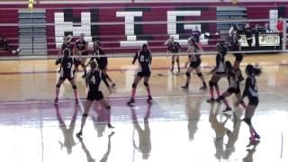 Kailey Gallagher #4 Bayonne High School Volleyball 2015