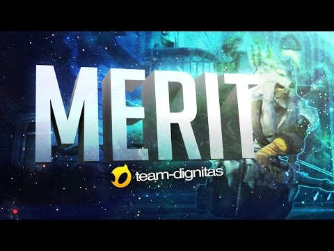 MERIT | Pro Player Overwatch Montage - Edit by Halfear [RYU]