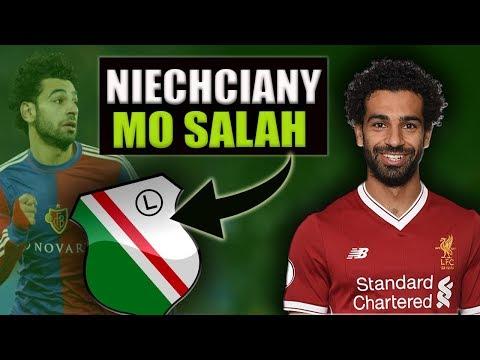 Salah mógł GRAĆ w LEGII teraz jest WIELKĄ GWIAZDĄ! Historia Niedoszłego transferu