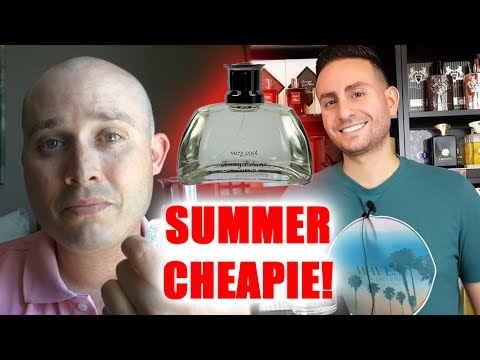 Tommy Bahama Very Cool Fragrance / Cologne Review w/ Chad!