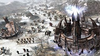 Troll Armies of Angmar! - The Battle For Middle-earth 2 The Rise of the Witch-king