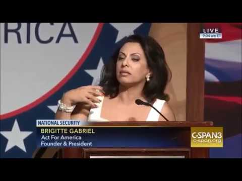 "Brigitte Gabriel on C-SPAN: ""We are the NRA of National Security"""
