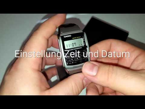 Casio CA 56 Collection Calculator Watch 80s
