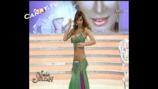 Didem on TV8 Show 17.12.2012 HD part 1