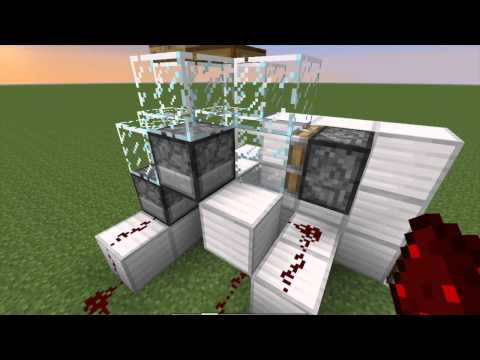 minecraft tutorial-automatic cow cooker
