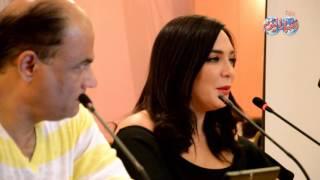 أخبار اليوم | سولاف فواخرجي: الشعب المصري بالنسبة لي شعب فنان