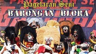 BARONGAN WIDYA MANGGALA PEGELARAN SENI BARONGAN BLORA || INDONESIANA