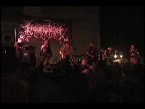 Emaciation - Planet in Bliss (live)