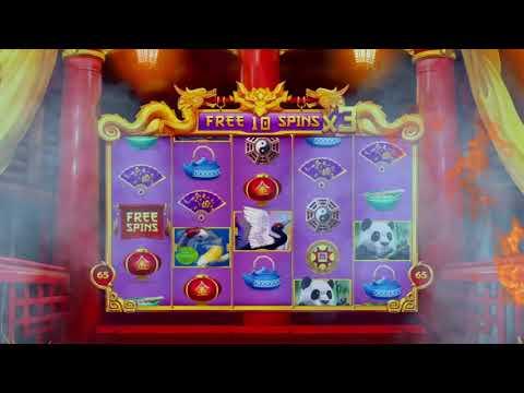 Go Wild With The Golden Dragon Free Bonus Slot Machine! Big Win, Mega Win Designed By Gambino Slots