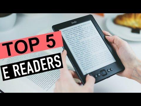 BEST 5: E Readers 2018