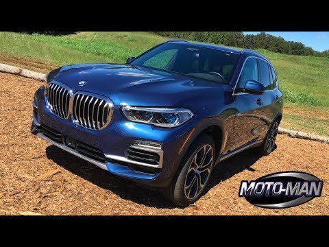 2019 Bmw X5 Xdrive 40 50 Tech Review Sheetmetal Is The Least Of It 1 2