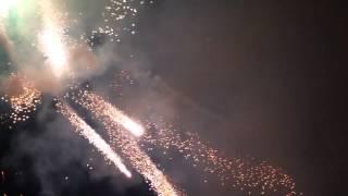 Viejas Casino Anniversary Fireworks
