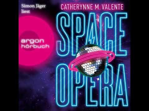 Space Opera YouTube Hörbuch Trailer auf Deutsch