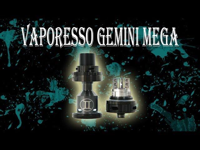 Setup Vaporesso Gemini Mega