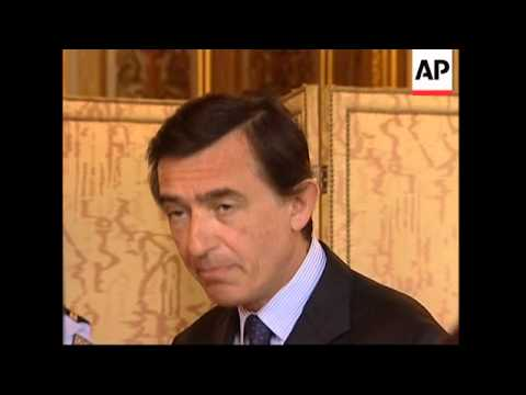 French foreign minister comments on Sharm el-Shiek blasts