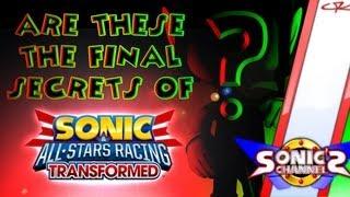 Video Sonic & All-Stars Racing Transformed - Avatar, Mii and Alex Kidd! download MP3, 3GP, MP4, WEBM, AVI, FLV Oktober 2018
