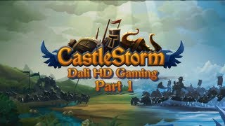 CastleStorm part 1  PC Gameplay HD 1080p