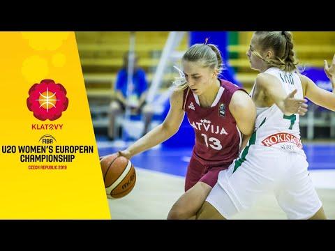 Lithuania v Latvia - Full Game