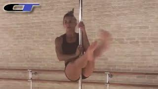 EXERCÍCIOS EFICIENTES DE LUTADORA FITNESS DO UFC (Alexandra Albu) thumbnail