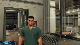 Alpha Protocol PC Gameplay  Maxed out Settings 720p HD
