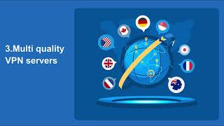 Hotspot VPN - Free Unlimited Fast Proxy VPN instruction demo screenshot 5