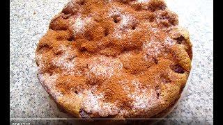 Воздушный бисквит с начинкой