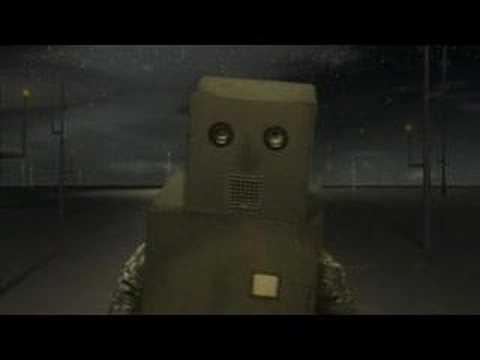 "Milosh ""The City"" (Walter Robot)"