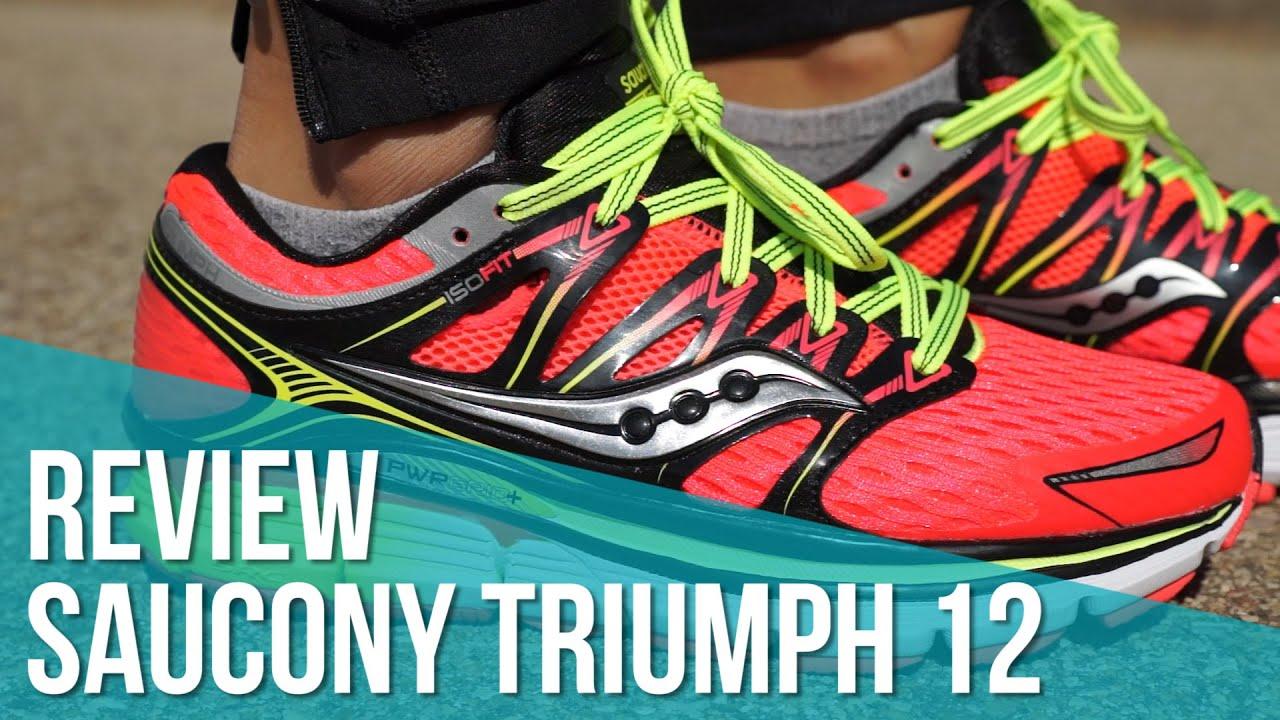 triumph saucony 12