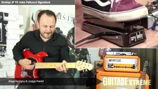 Download Guitare Xtreme # 76 - Comparatif wah wah - Dunlop JP-95 John Petrucci MP3 song and Music Video