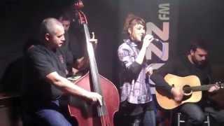 Zaz Live Session for Jazz FM