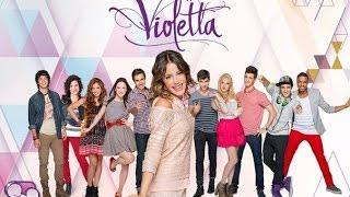 Как менялись актёры из сериала Виолетта(по сезонам)