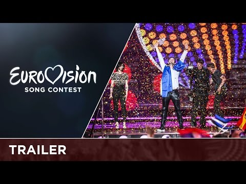 TRAILER: Watch the 2016 Eurovision Song Contest live from Stockholm!