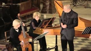 """Extrait du concert """"Hommage aux castrats"""" Ave Maria de Caccini Mathieu Salama contre-ténor"""