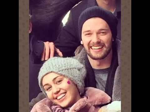 Miley and Patrick love p1- (Thinking out Loud)