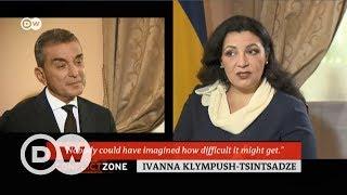 Жесткое интервью с вице премьером Украины   Conflict Zone
