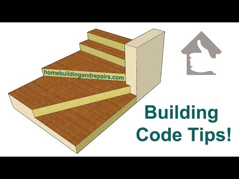 Minimum Stair Tread Depth For Winder Inside Edges Building