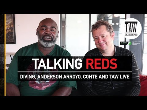 Talking Reds: Diving, Anderson Arroyo, Antonio Conte And TAW Live In Scandinavia