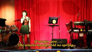 Olivia Newton John- IF NOT FOR YOU (lyrics)- Bich Thuy- PN Mar 08 2013