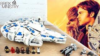 Все наборы LEGO Звездные войны Хан Соло, выбираем лучший!