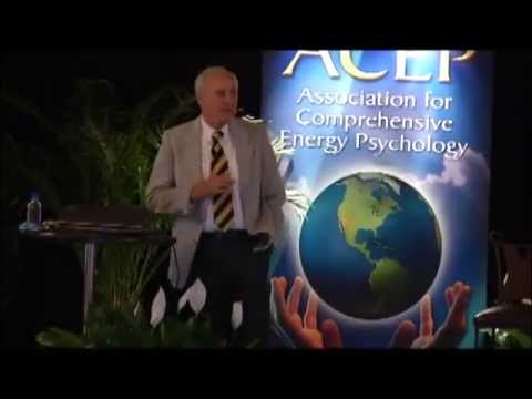 A New Psychology  Keynote Part 1 by EFT Tapping Founder Gary Craig