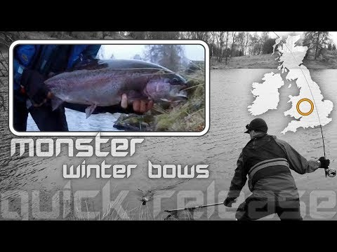 Fly Fishing UK | Ghyll Head | Monster Winter Bows