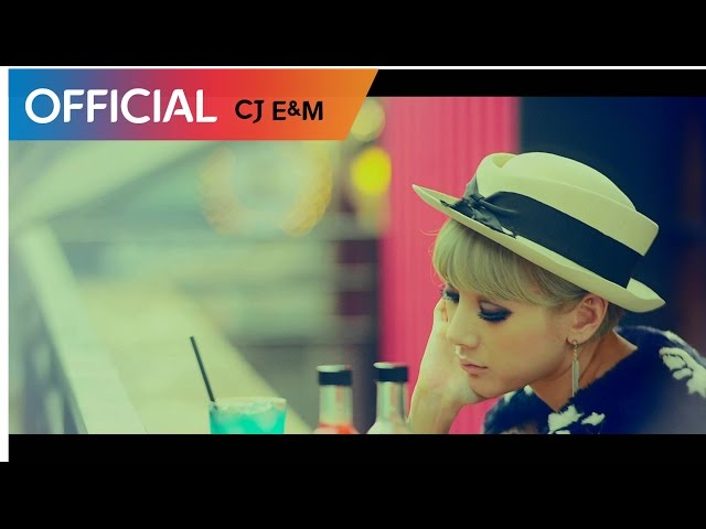 서인영 (Seo In Young) - 생각나 (Feat. Zion. T) (Thinking Of You) MV