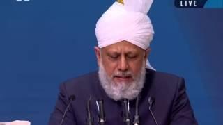 2013-06-29 Ansprache des V. Kalifen (aba) an die nicht-muslimischen Gäste der Jalsa Salana