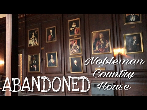 Abandoned Country House (Built in 1704) | Home to Noble Figures | U.K Urbex