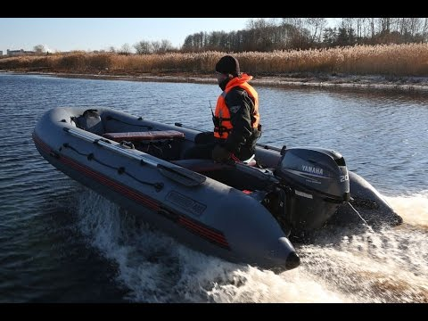 лодка риб навигатор 380